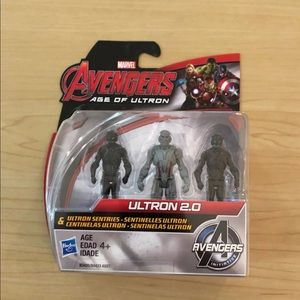 Marvel Avengers Age of Ultron 2.0 action figures
